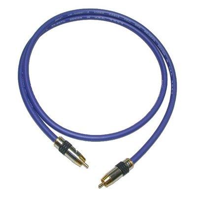 ANV【數位同軸線0.75公尺】高級藍色OFC(AS-20089A)一條