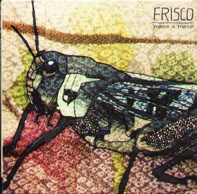 K - FRISCO - mano a mano - 日版 CD - NEW