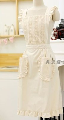 韓國進口 韓劇星你100%同款圍裙韓式廚房無袖圍裙 韓版時尚可愛