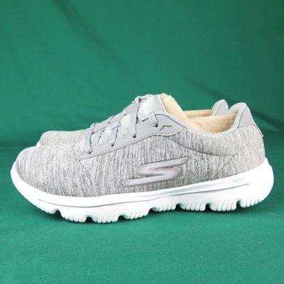Skechers GO WALK EVOLUTION ULTRA 健走鞋 15756WGRY 女款【iSport愛運動】