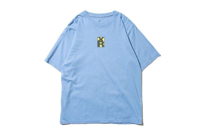 [ LAB Taipei ] REMIX ' 20 S/S CIVITAS TEE [ 淺藍 ]
