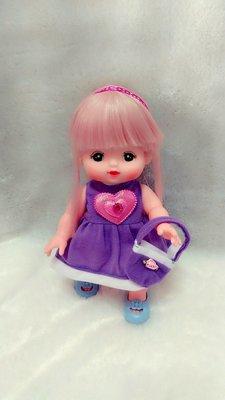 「美樂媽咪」小美樂 洋娃娃服 公主 裝(小美樂)通用