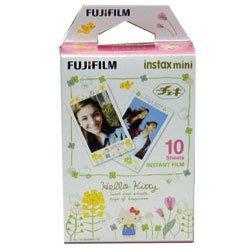 Hello Kitty Flower Fujifilm 富士相紙 Fuji instax mini Film 即影即有菲林 吉蒂貓 花花版 新蒲崗 旺角交收