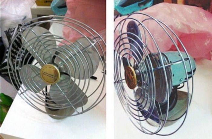 古董電風扇 美國 收藏