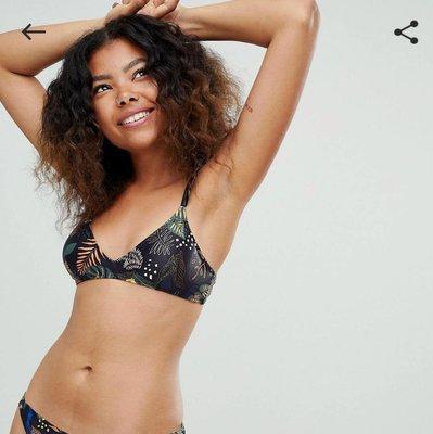 asos pimkie bikini罩杯 尺寸EU38號