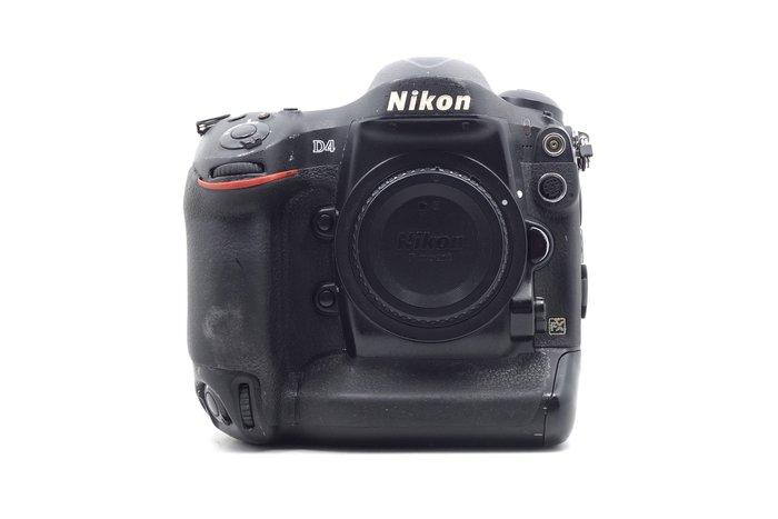 【台中青蘋果】Nikon D4 單機身 二手 全片幅 單眼相機 快門次數約280,574 #49051
