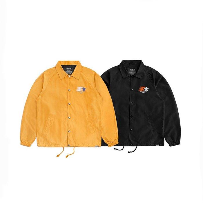 美國東村【Filter017】速度之星教練外套