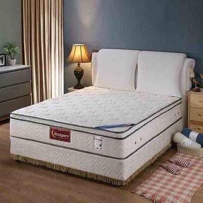 綠能615三線水冷膠獨立筒床墊雙人特大6*7尺