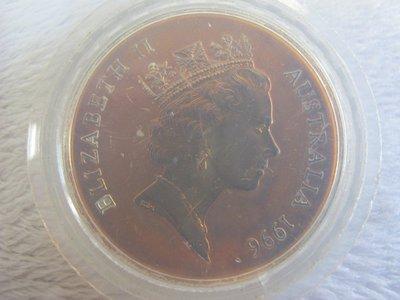 二手舖 NO.257 澳洲紀念銀幣(袋鼠) 紀念幣 銀幣 錢幣
