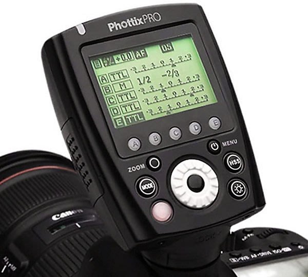 呈現攝影-Phottix Odin TTL ll for Nikon Tx(單發射器) 無線閃燈觸發器2.4G TTL及