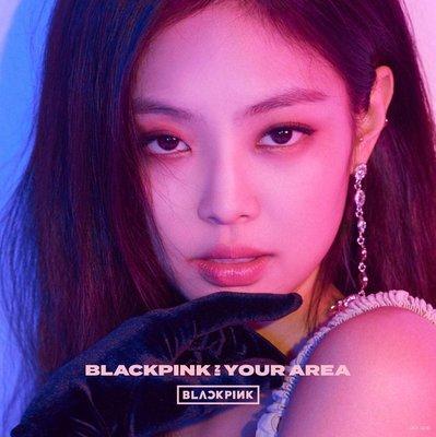 特價預購 BLACKPINK IN YOUR AREA (日版初回盤JENNIE ver.) 最新2019  航空版