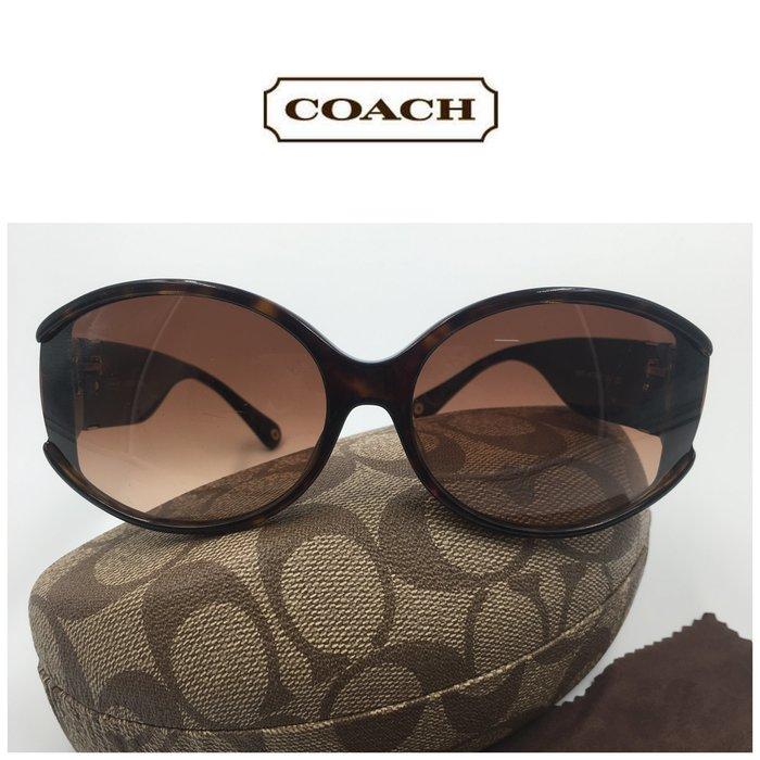 【皮老闆二店】 樂1298 二手真品 CAOCH 太陽眼鏡