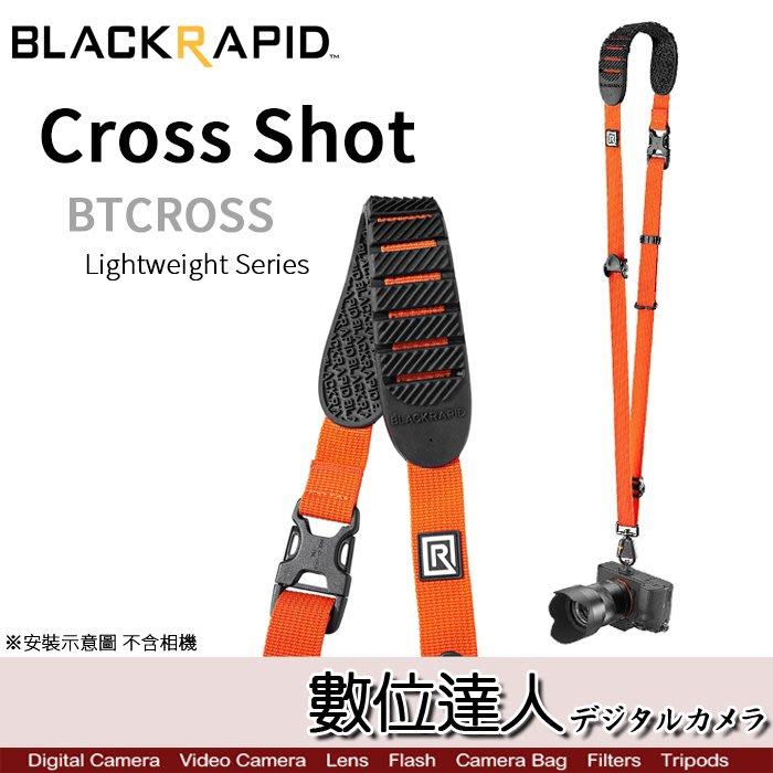 【數位達人】BlackRapid BT Cross Shot 斜肩版 快槍俠極速背帶 BTCROSS 減壓背帶RS-16