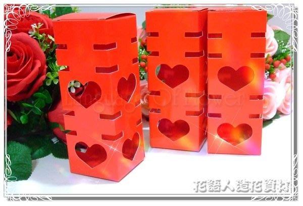 ◎花語人造花資材◎*單罐簍空喜字可樂包裝盒*可樂~醬油~送客禮~婚禮小物