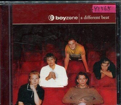 *還有唱片行* BOYZONE / A DIFFERENT BEAT 二手 Y1365