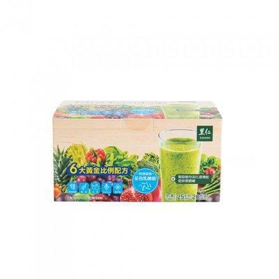 [綠工坊]   高優活彩虹蔬果活力沖泡飲  特添加芽孢乳酸菌   蔬果沖泡飲 無防腐劑   里仁