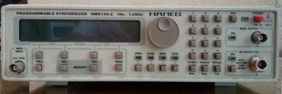 高頻信號產生器 HM8134-2  1~1.2GHz