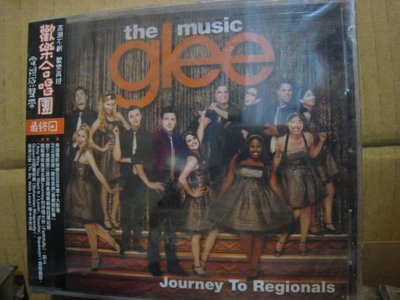 正版全新CD~歡樂合唱團 最終回/GLEE : THE MUSIC , JOURNEY TO REGIONALS