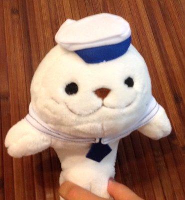 全新海獺海豹海獅穿海軍裝
