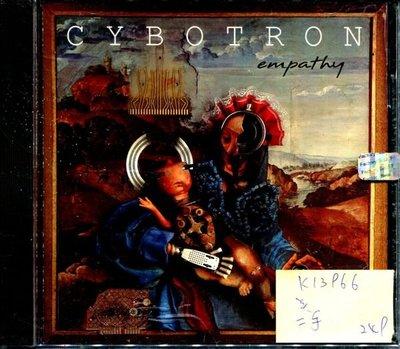 *真音樂* CYBOTRON / EMPATHY 美版 二手 K13966