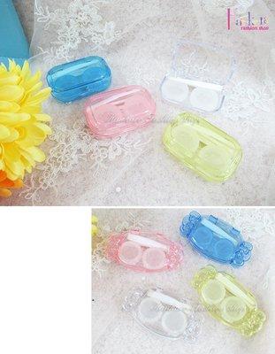 ☆[Hankaro]☆創意流行塑料隨身收納盒(樣品出清)