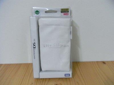 【小蕙館】電玩周邊 ~ NDSL 束口主機包 (白色)