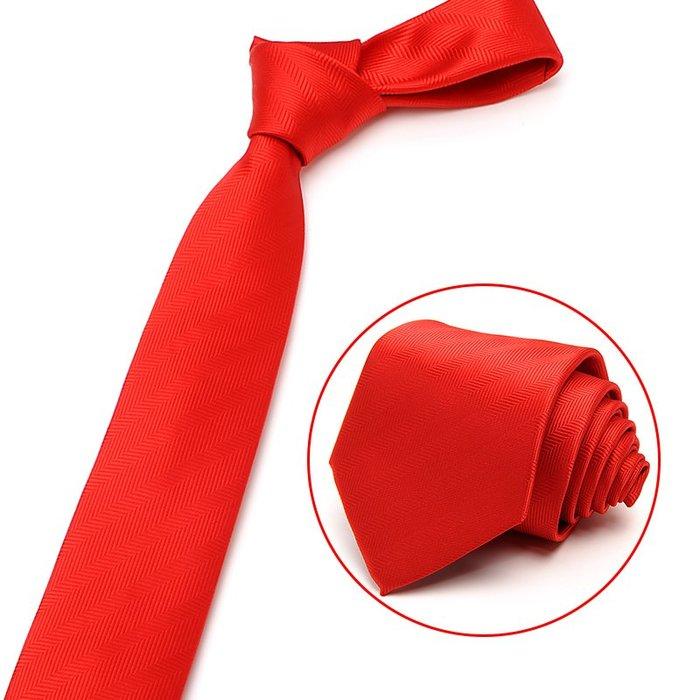 奇奇店-新郎紅色領帶男正裝結婚婚禮時尚酒紅色結婚領帶禮盒裝#时尚潮流 #质感细腻 #款式多样