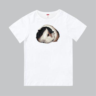 T365 MIT 親子 童裝 情侶 T-shirt 天竺鼠 鼠 天竺鼠車車 PUI PUI GUINEA PIG 1