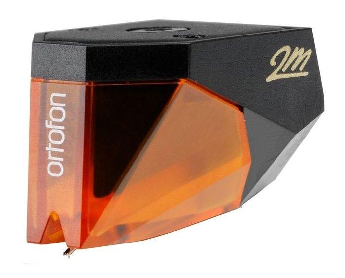 【音逸音響】LP黑膠用.MM動磁式 唱頭 》丹麥 Ortofon 2M-Bronze
