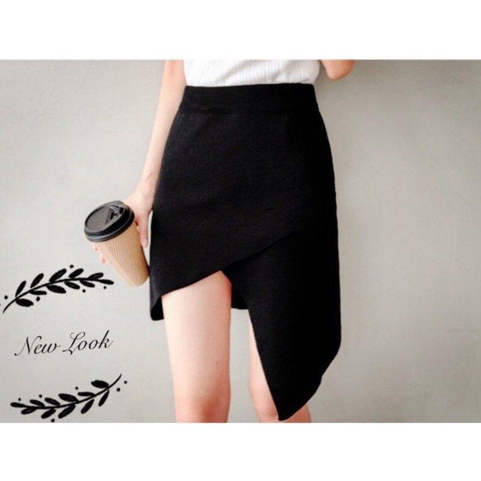 預購【JinG】 不規則交叉設計 性感包裙