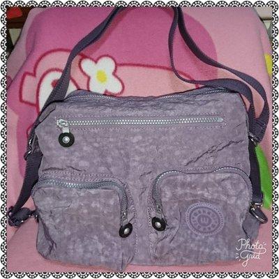☆甜甜妞妞小舖 ☆品牌  WAKATI BEAR  後背包 手提包 側肩背包 紫色