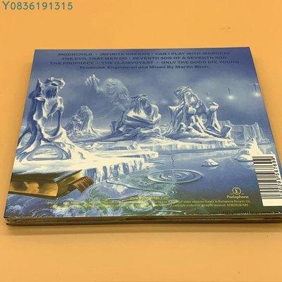 爆款CD.唱片~重金屬的惡魔 鐵娘子Iron Maiden - Seventh Son of a Seventh CD