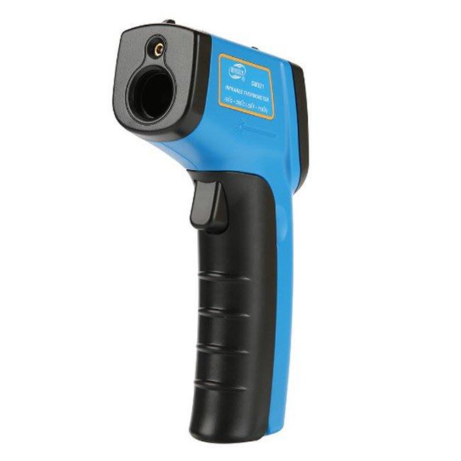 【附發票】GM321 紅外線測溫槍 紅外線溫度計 溫度槍 電子溫度計 20727