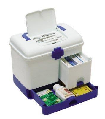 【易發生活館】家用急救箱保健箱藥品箱藥盒家用醫藥箱兒童小藥箱