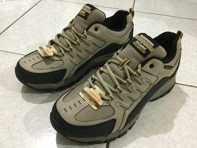 現貨 Skechers 防水款 休閒鞋 工作鞋 登山鞋 黑 米色 US12 30CM