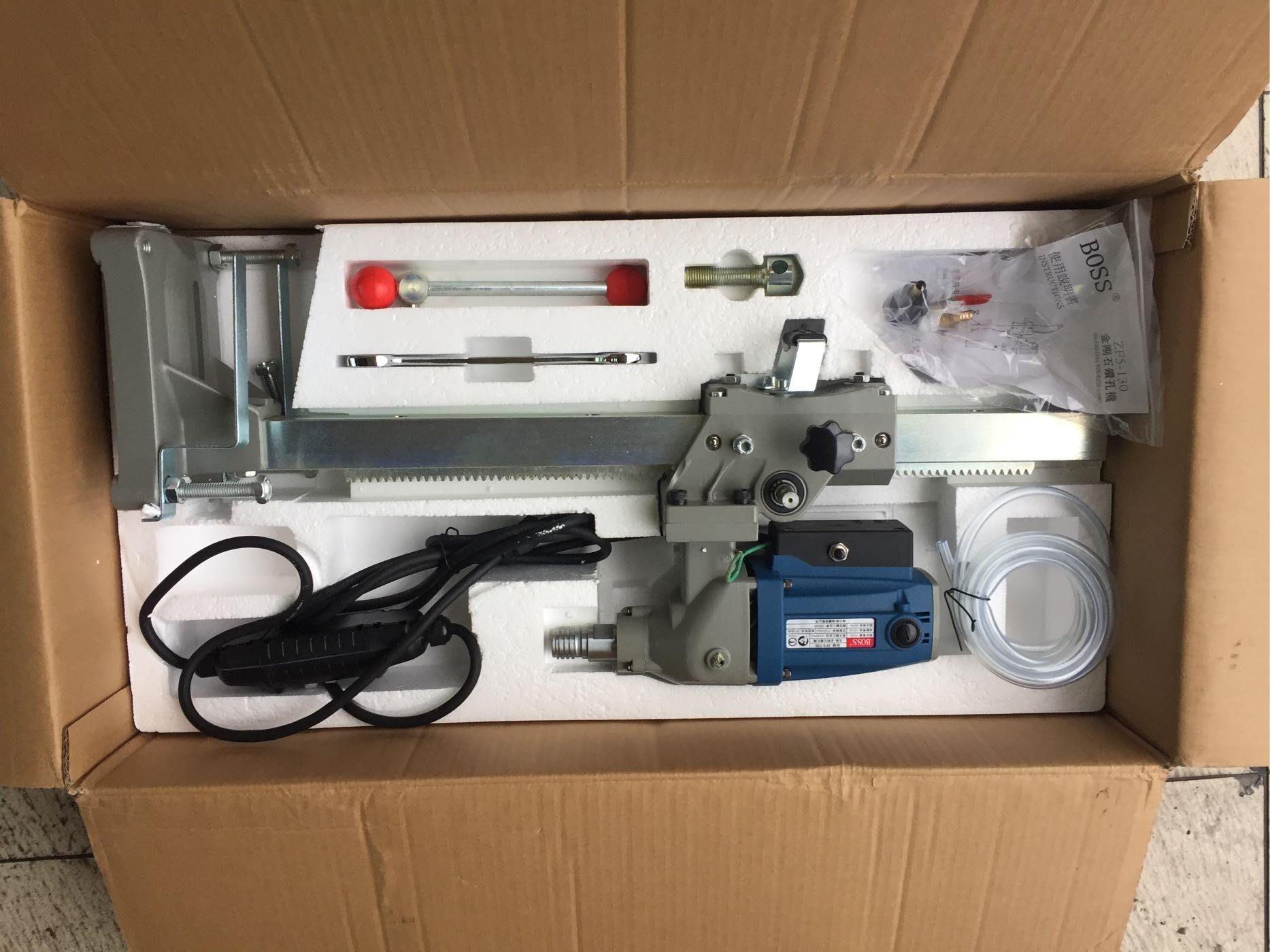 工具醫院 正廠 BOSS 4 超大馬力 ZF5-130 混泥土鑽孔機 洗孔機 !(特價)非 KF-500E