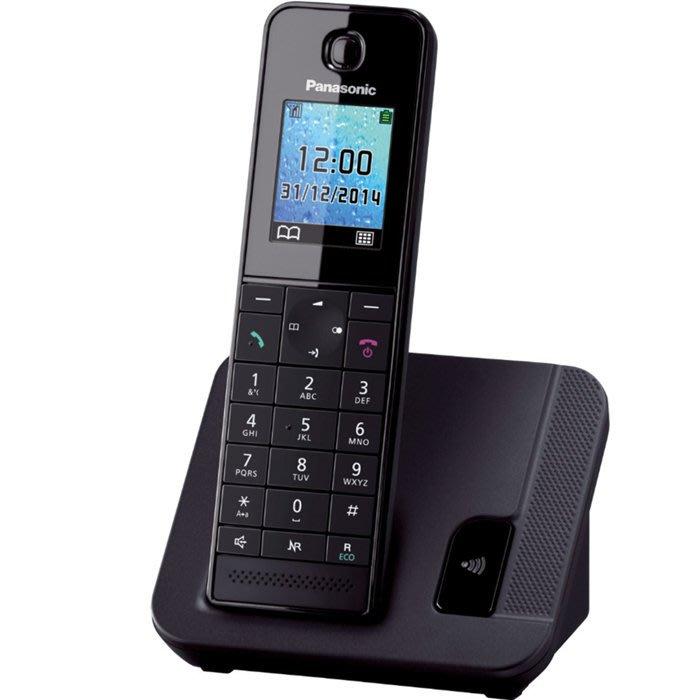 【小刮傷】 Panasonic 國際牌數位DECT 無線電話 KX-TGH210  TGH210TW