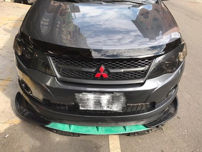 法克斯休旅車版通用型下定風翼 RAV4 CRV OUTLANDER X-TRAIL