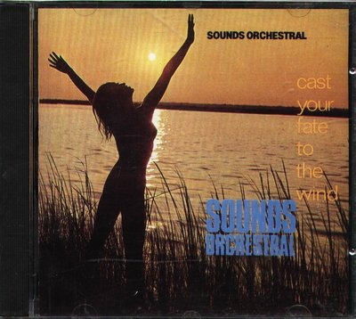 K - Sounds Orchestral - Cast Your Fate to the Wind - CD