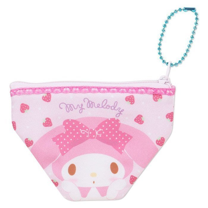 My Melody 美樂蒂 內褲造型零錢包 正日版 Sanrio 三麗鷗 迷你包