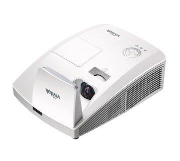 【全新含稅】VIVITEK WXGA/3300ANSI 超短焦互動投影機 ( D756USTI )