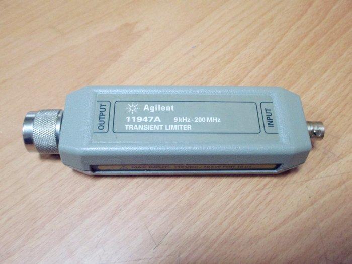 康榮科技二手儀器領導廠商Agilent 11947A Transient Limiter with High-Pass