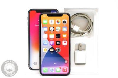 【高雄青蘋果3C】APPLE IPHONE X 256G 256GB 太空灰 5.8吋 二手手機 #58367