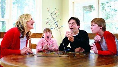 《嘟嘟嘴》美國 Melissa & Doug Suspend Family Game 懸掛樂平衡遊戲