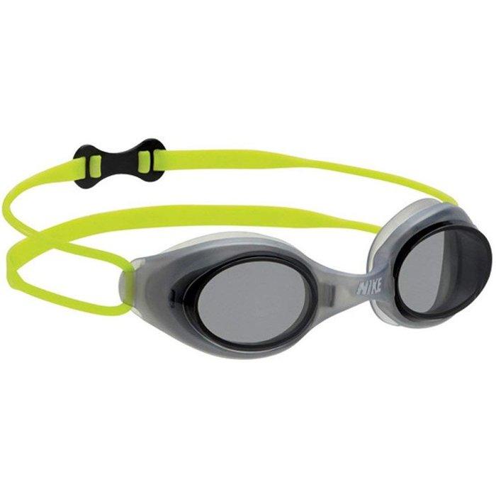@西西小鋪 個性Nike耐克出口美國男女防霧大框硅膠競技游泳鏡防水高清訓練舒適