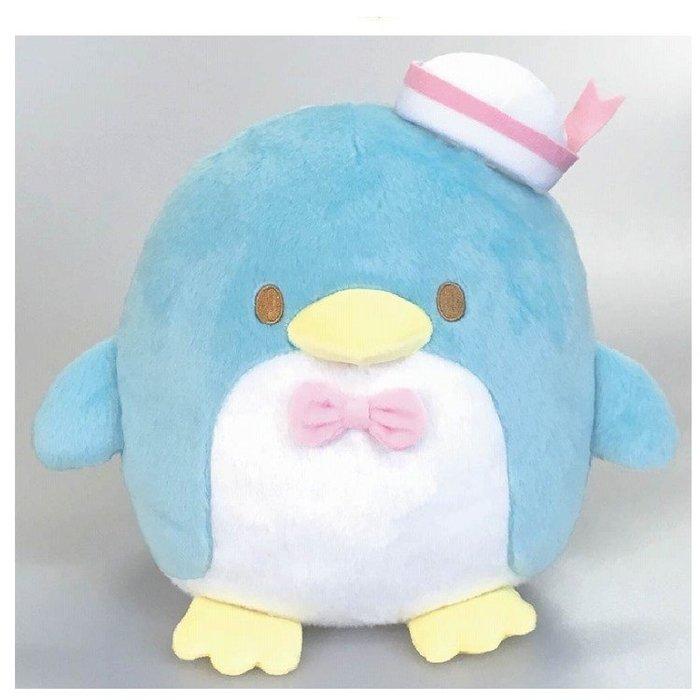 41+現貨不必等 大尺寸 山姆企鵝 粉彩系列 絨毛玩偶娃娃 SANRIO 正版 授權 4165本通 可日本代購