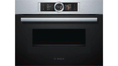 博西BOSCH複合式微波烤箱CMG636BS1