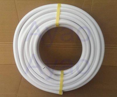 台製 (厚)4分白鐵保溫管 太陽能被覆管 被護不鏽鋼軟管 熱水器 不銹鋼可繞管 螺紋管熱水管