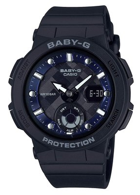 日本正版 CASIO 卡西歐 Baby-G BEACH TRAVELER BGA-250-1AJF 女錶 手錶 日本代購