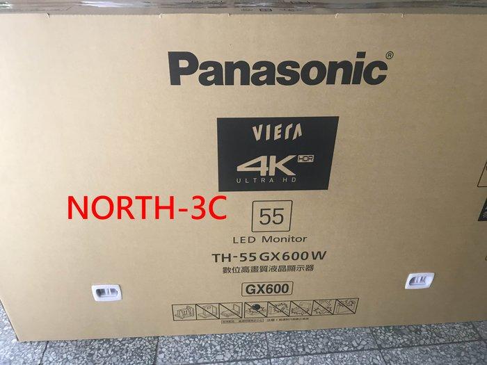 現貨~價內詳*Panasonic*55型LED液晶4K數位電視TH-55GX600W.可自取...